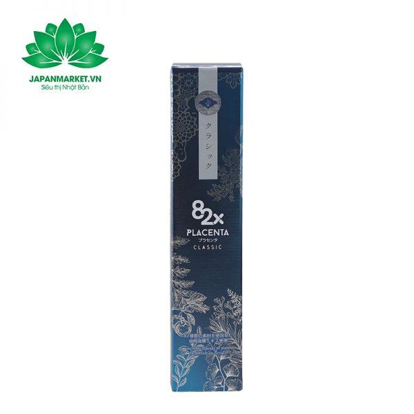 Nước uống tinh chất nhau thai Placenta Mashiro 82x Classic New 450.000mg 500ml