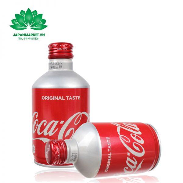 CocaCola Nhật thùng 24 Chai 300ml