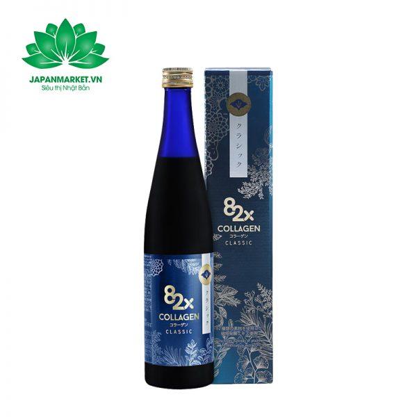 Nước uống Collagen Mashiro 82x Classic New 120.000mg 500ml