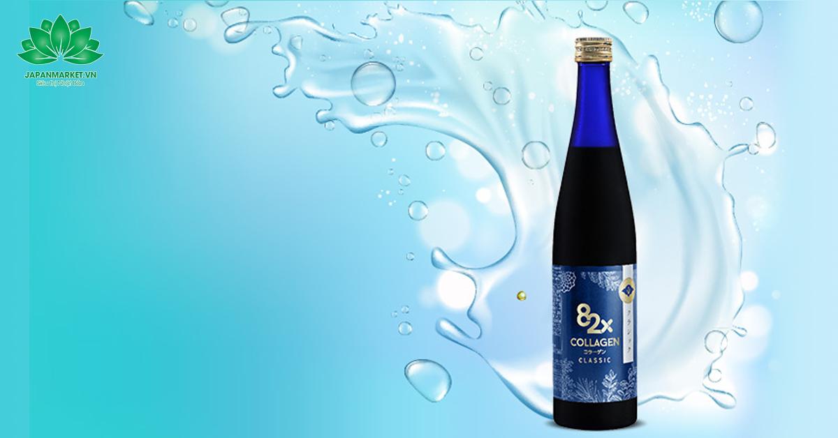 Nước uống Collagen 82x Classic New 120.000mg 500ml
