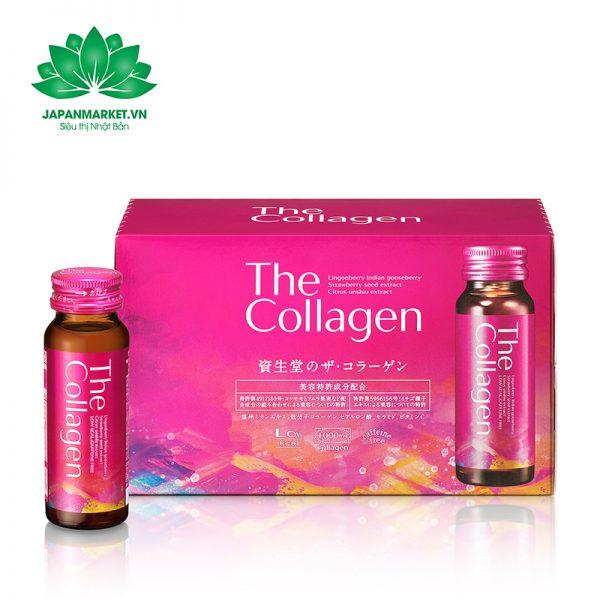 The Collagen Shiseido dạng nước