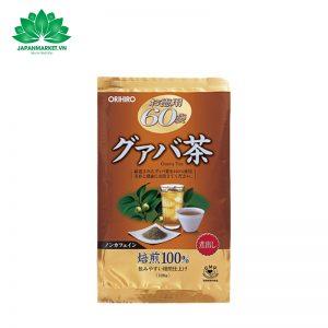trà ổi giảm cân orihiro 60 gói
