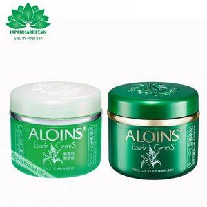 kem dưỡng trắng da lô hội aloins eaude cream s 180g