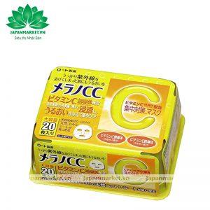 Mặt Nạ Dưỡng Da Vitamin CC Melano