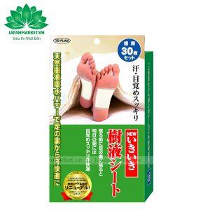 Miếng dán chân khử độc tố