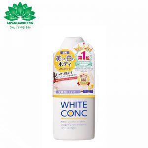 Sữa tắm trắng White Conc Body Shampoo 360ml
