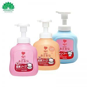 Sữa tắm Arau Baby Nhật